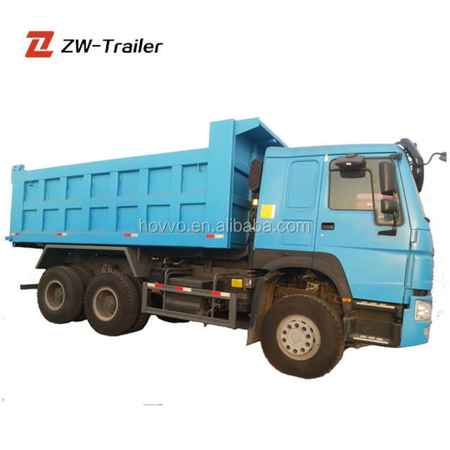 Heavy Duty off road transportation 10 wheel mining dump truck