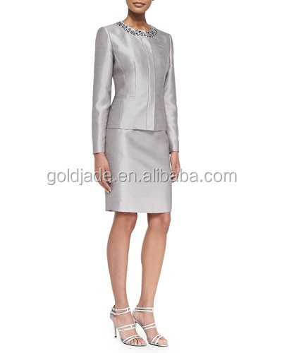 2014 hot fashion ladies' suit/office uniform/woman suit