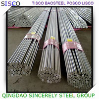stainless steel solid round bar 21 304 316, stainless steel round bar