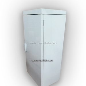 customize sheet metal aluminum battery cabinet