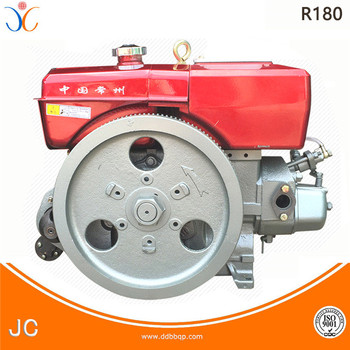 r180 Hot sale diesel engine water cooled single cylinder 4 stoke