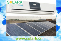 9000-24000BTU solar air conditioner solar hybrid wall split air condition