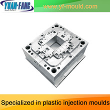 zhejiang taizhou auto/car battery box plastic injection mould/mold/die of car part/body