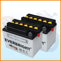Easy use 12v 11ah lead acid good quality motorcycle battery