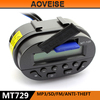 AOVEISE MT729 High Sound quality easy install motorcycle mp3 audio alarm system for men'motorcycle