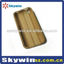 camera style wooden&bamboo phone case for iPhone 4/4s