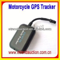 Suitable for Motorcycle/Car/Other Outdoor Vehicle SMS Remote Engine Stop Motorcycle Tracking Device GPS Tracker