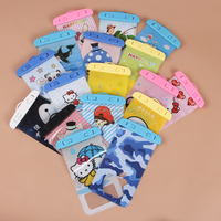 new arrival IPX8 pvc universal mobile waterproof phone bag for cell phone