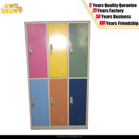 Knock down stucture second hand swing metal door steel cupboard manufacturers cabinet