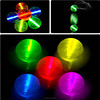 Hot sale & beautiful design 75mm fluorescence rainbow TPU ball,rainbow ball toys