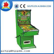 Guangzhou HPG chinese pinball machine for children