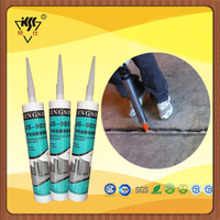 White Waterproof Silicone Adhesive Sealant For Concrete Sealer