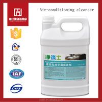 cleaning air conditioner condenser liquid cleaner