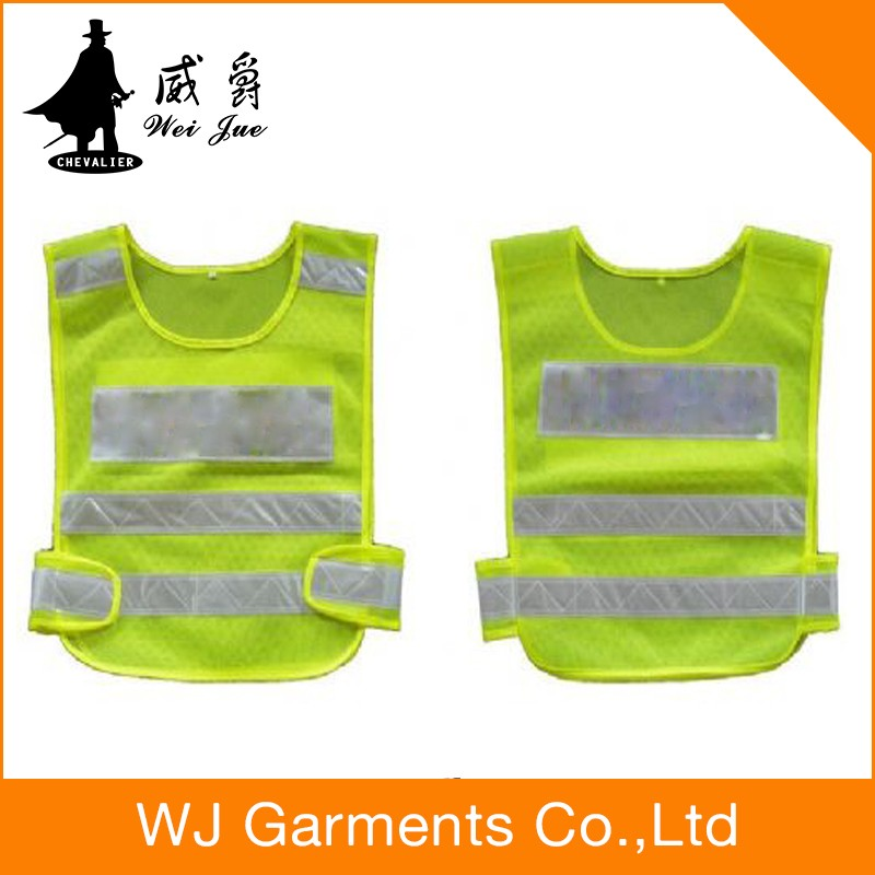 horse riding safety vest warning clothing safety vest with pockets