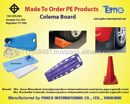 Made to Order Plastic Products -