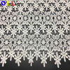 OLF16045 130cm fashion milky poly latest embroidery desugns for ladies dress