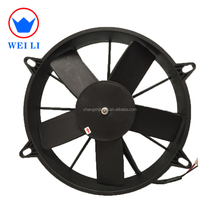 popular roof top air conditioner condenser fan for zonda bus