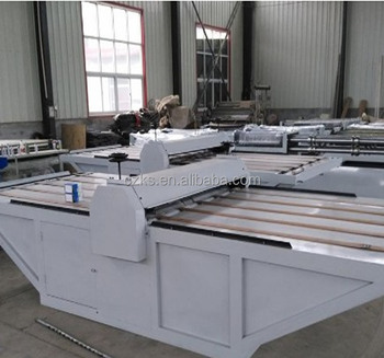 Fully automatic high speed die cutting machine