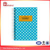 Professional Custom Printed Stationery Spiral Notebook
