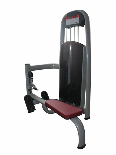 fitness equipment, Low Row