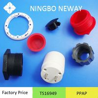 TS16949 injection low melting point plastic
