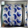 roll lidding film for heat seal plastic cup