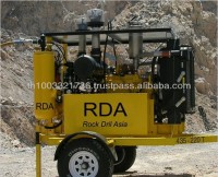 Chassis Mounted Light Weight Portable Air Compressors