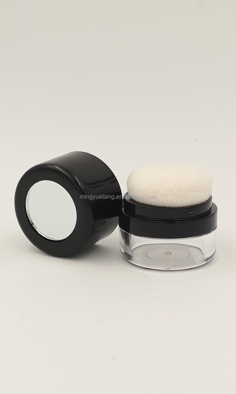 [ Cosmetics Packaging ] Loose Powder with mirror OEM&ODM