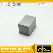 Zhuzhou supplier electrical machinery mould parts high pure tungsten carbide blocks for sale