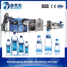 Automatic Plastic Bottle Mineral Water Manufacturing Line / Filling Plant For Sale