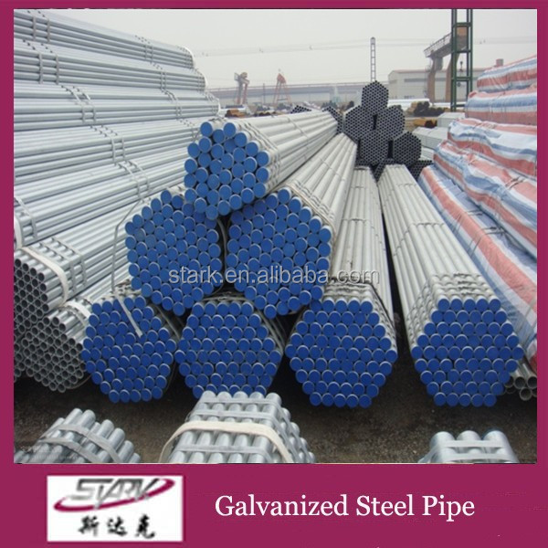 carbon steel welded tube import building material from china