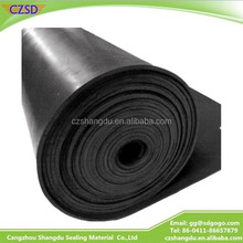 SD high quality neoprene rubber sheet with nylon fabric