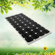 Low price monocrystalline 12v 135w solar panel wholesale price for Pakistan market