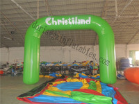air tight inflatable arch