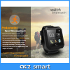 Factory price fashion touch screen Android waterproof smart watch with Android smartphone