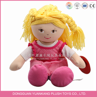 ICTI audits manufacturer OEM/ODM custom cloth dolls in dongguan China
