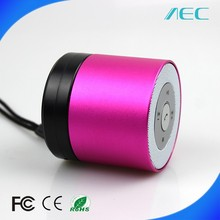 NFC bluetooth speaker mp3 players with long battery life