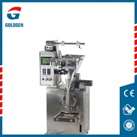 CE standard granule packing machine coffee filter pack machine