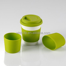 Winbo high quality tea coffee mug silicone cover