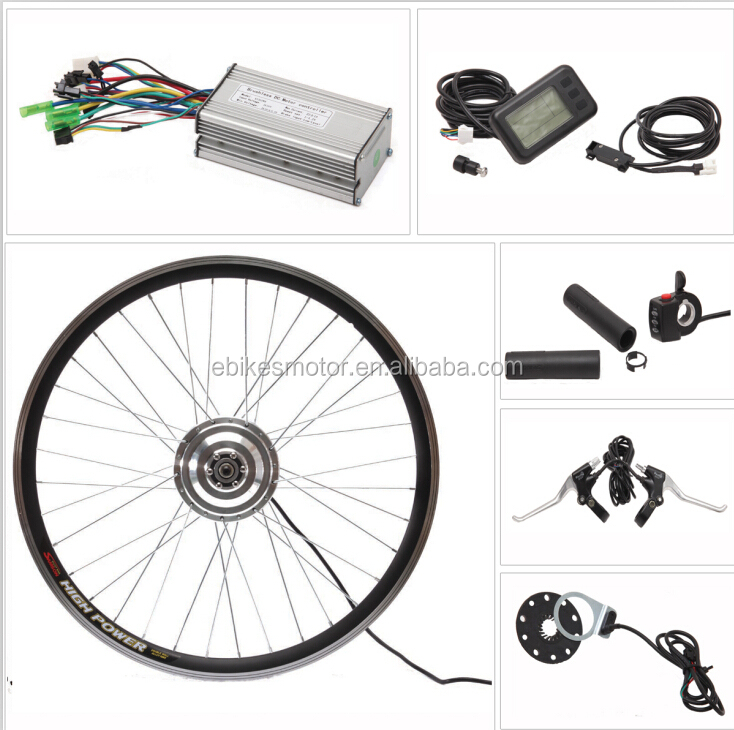 E-bike kit 36v 250w mid drive electric motor for bike