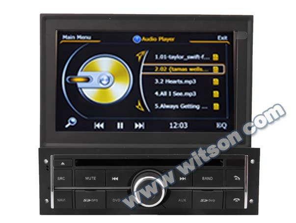 WITSON RADIO <strong>DVD</strong> MITSUBISHI <strong>L200</strong> 2010-2012 WITH A8 CHIPSET DUAL CORE 1080P V-20 DISC