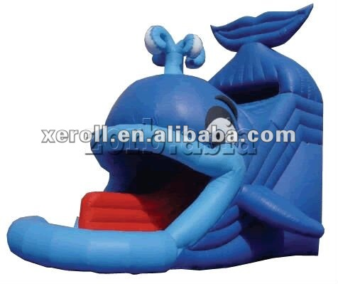 New design excellent quality inflatable slides