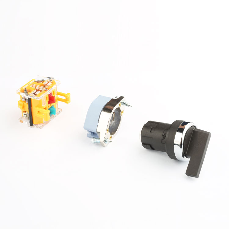 Hot sell good quality 22mm selector switch rotary