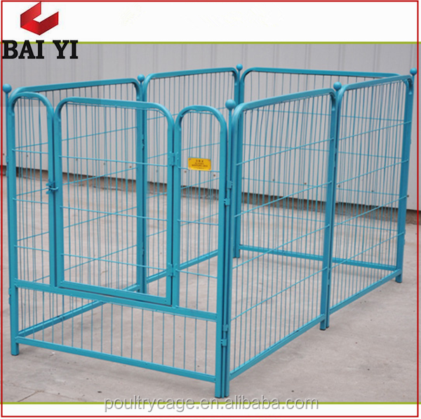 Best Seller Portable Dog Runs And Large Dog Runs For Sale(Good Quality ,Square Tube dog cage)
