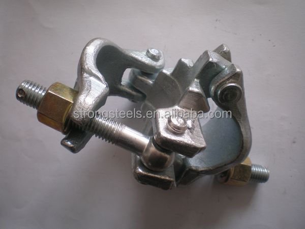 OEM service American double coupler for scaffold