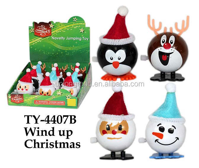Christmas Toys Product : Funny wind up christmas toys buy