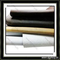 Yuhua Newest Automotive Synthetic Leather For
