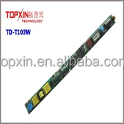 Topxin led tube power supply CE Rohs approval competitive price 13w no strobe no flash led tube driver