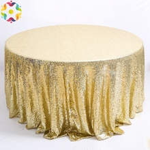 factory price sequined banquet cloth table oriental tablecloth