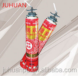 high quality pu foam spray expandable polyurethane foam